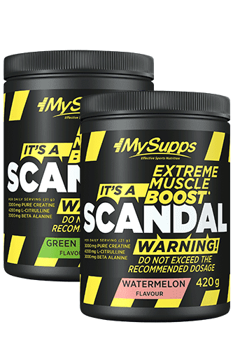 My Supps SCANDAL - 420g